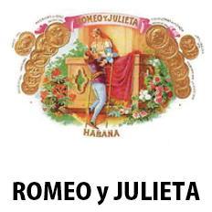 シガー・葉巻:ロメオ・y・ジュリエッタ/ROMEO Y JULIETA